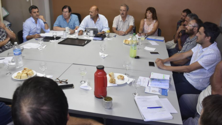 Se reunió el Consejo Productivo Local