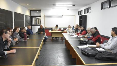 Se reunió la Junta Municipal de Defensa Civil