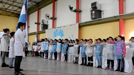 Día de la Bandera: La Escuela N° 267 fue anfitriona del acto oficial