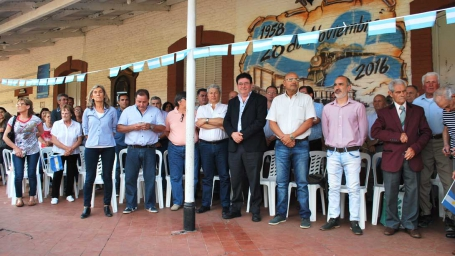 Celebraron el Día Provincial del Trabajador Ferroviario