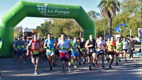 Este domingo se correrá la cuarta fecha del campeonato Pico Running