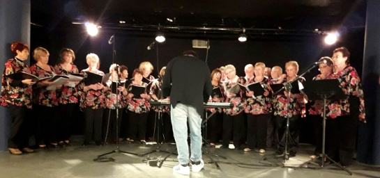 El Coro de la Tercera Edad participa de un encuentro en Córdoba