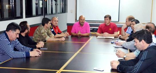 Nueva reunión de la Junta Municipal de Defensa Civil