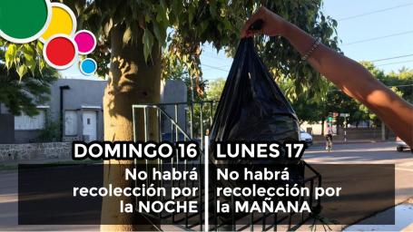 Modificaciones en la recolección domiciliaria de residuos