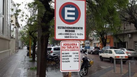Las tarjetas de estacionamiento se expenderán solo en comercios adheridos