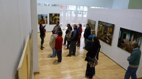 """Convocatoria al XXVIII Salón de Pintura """"Ciudad de General Pico"""""""