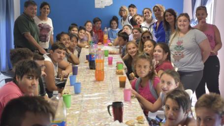 Finalizaron las actividades de la Escuela de Verano del colegio Juana Azurduy