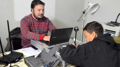 """""""Documentación en los barrios"""" continúa en Plan Federal"""