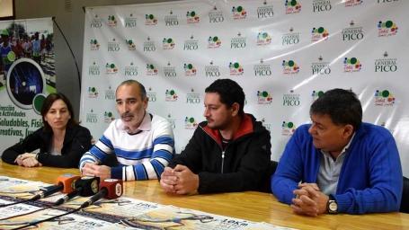 Anunciaron la Maratón Aniversario de General Pico