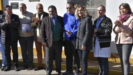 Entregaron ambulancias y equipamiento para el hospital Gobernador Centeno