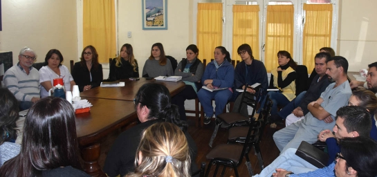 Se reunió la Comisión Municipal de Políticas de Género
