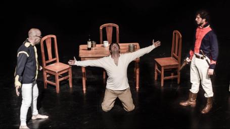 Fin de semana de teatro en MEDANO