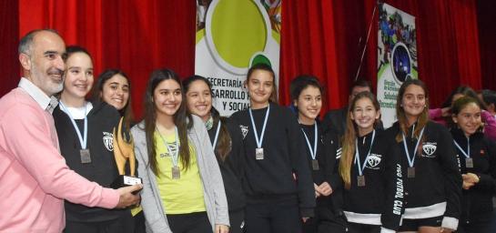 """Entregaron nuevos premios """"Ciudad de General Pico"""""""