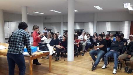 Se realizaron los talleres de Presupuesto Participativo