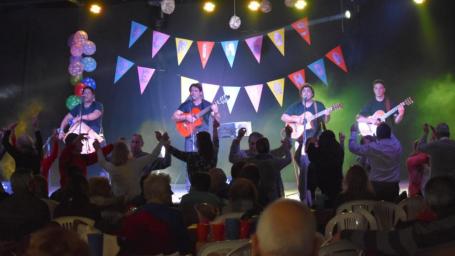 """Exitoso """"Domingos de Parranda"""" en El Viejo Galpón"""