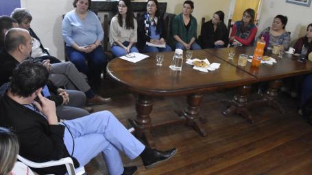 Nuevo encuentro de la Comisión Municipal de Políticas de Género