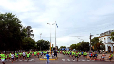 Se viene la primera Media Maratón (21k) en la ciudad