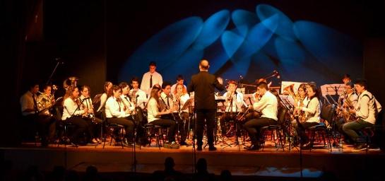 El Ensamble de Vientos y Percusión realizará su concierto de fin de año