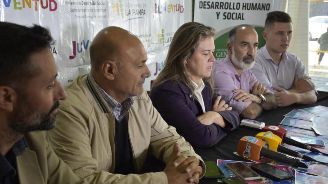 Estelares será el protagonista de una nueva edición del Pampa Baila en General Pico