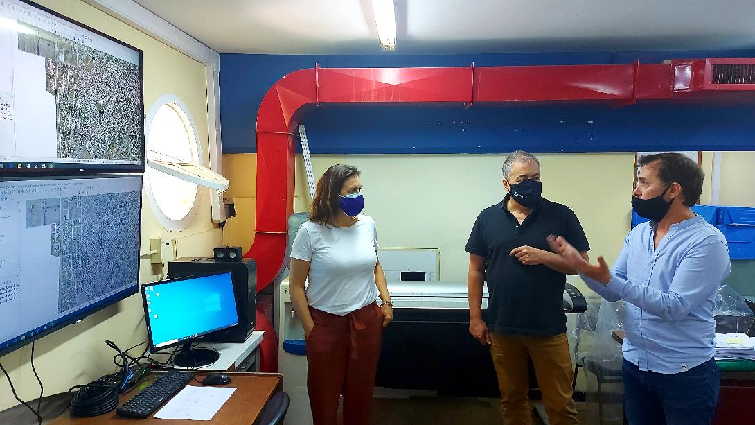 EL MUNICIPIO ADQUIRIÓ UNA NUEVA HERRAMIENTA PARA CONTINUAR DIGITALIZANDO SUS SERVICIOS