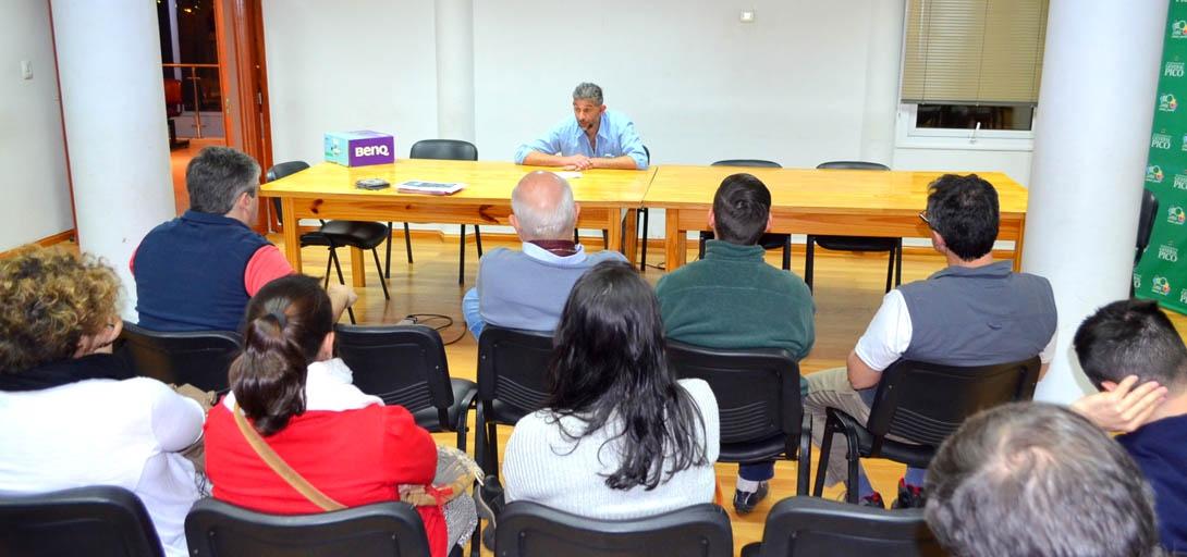 El municipio participó de una reunión sobre control y prevención de triquinosis