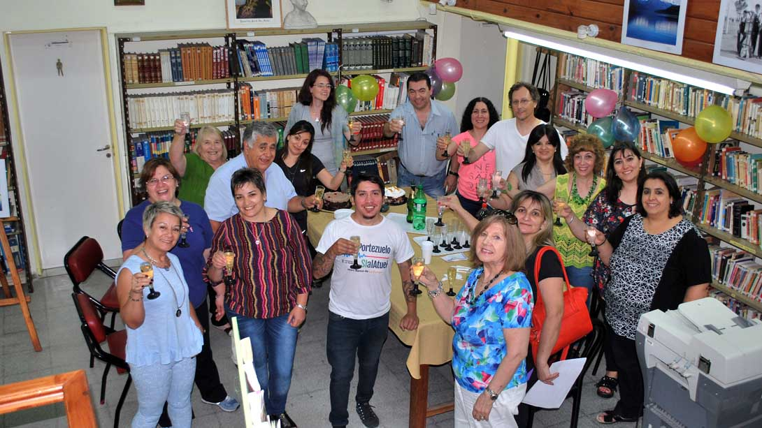 La Biblioteca José Manuel Estrada festejó su 105° Aniversario