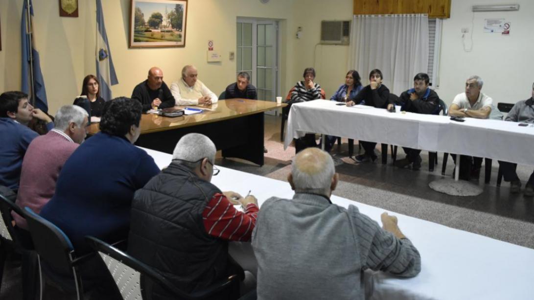 Alta Italia fue sede de una nueva reunión de intendentes de la zona II