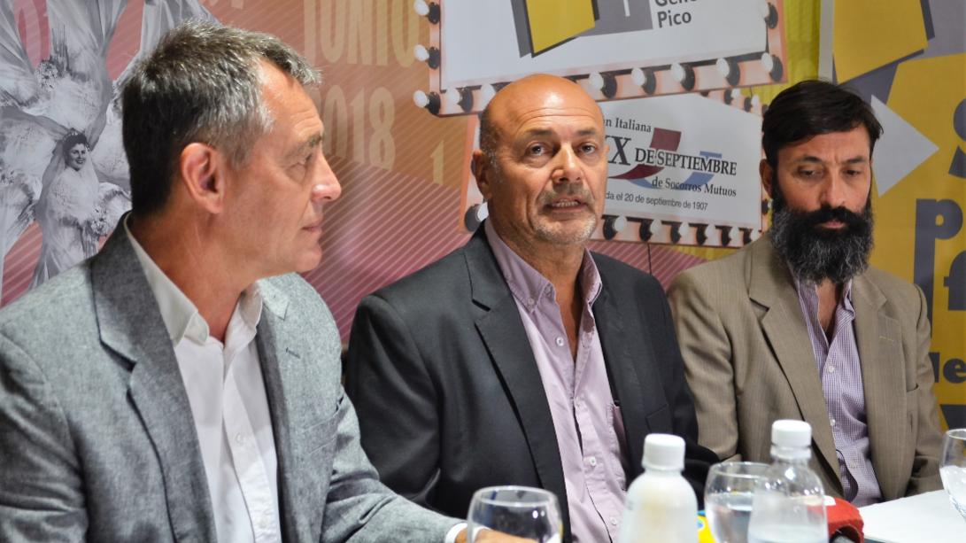 Anunciaron el 4° Festival Nacional de Cine de General Pico