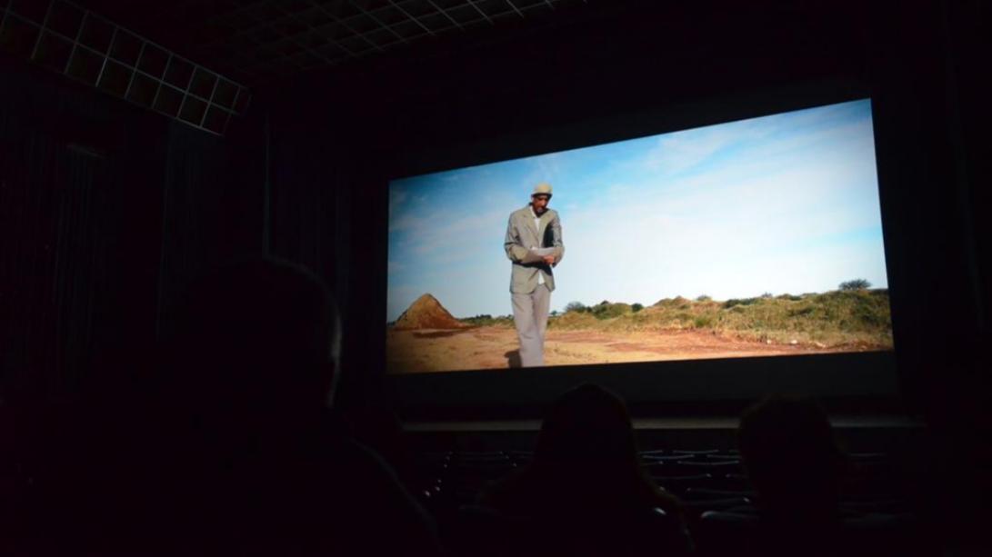 Funcionarios municipales y provinciales participaron de la muestra de taller documental en el IV Festival Nacional de Cine