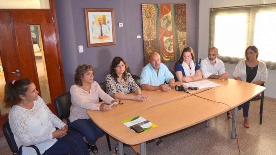 Convenio para la creación de la Unidad Local de Niñez y Adolescencia