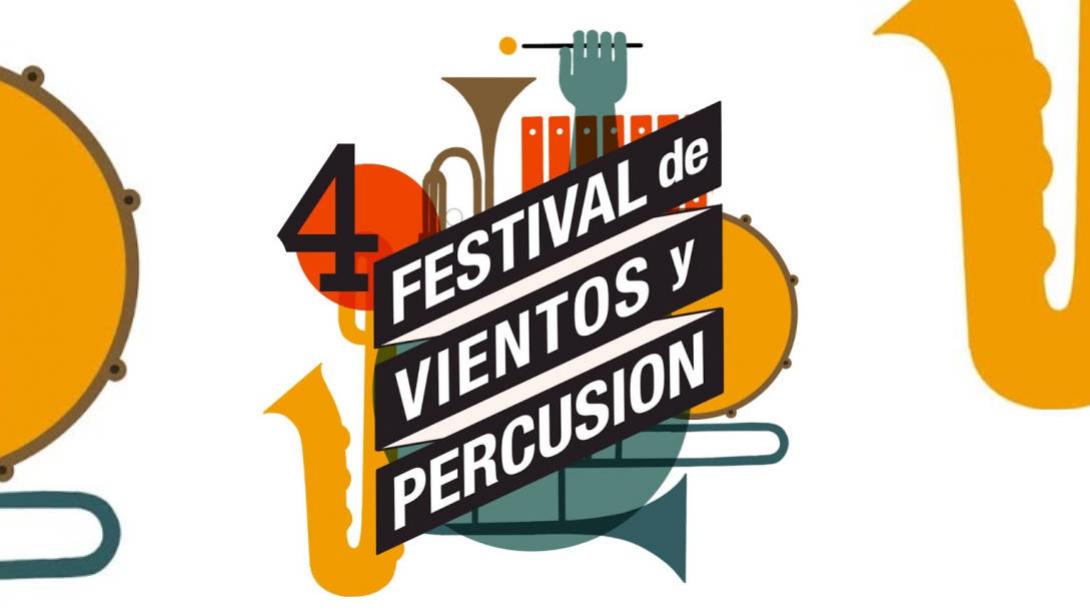 Comienza el 4º Festival de Vientos y Percusión de la ciudad