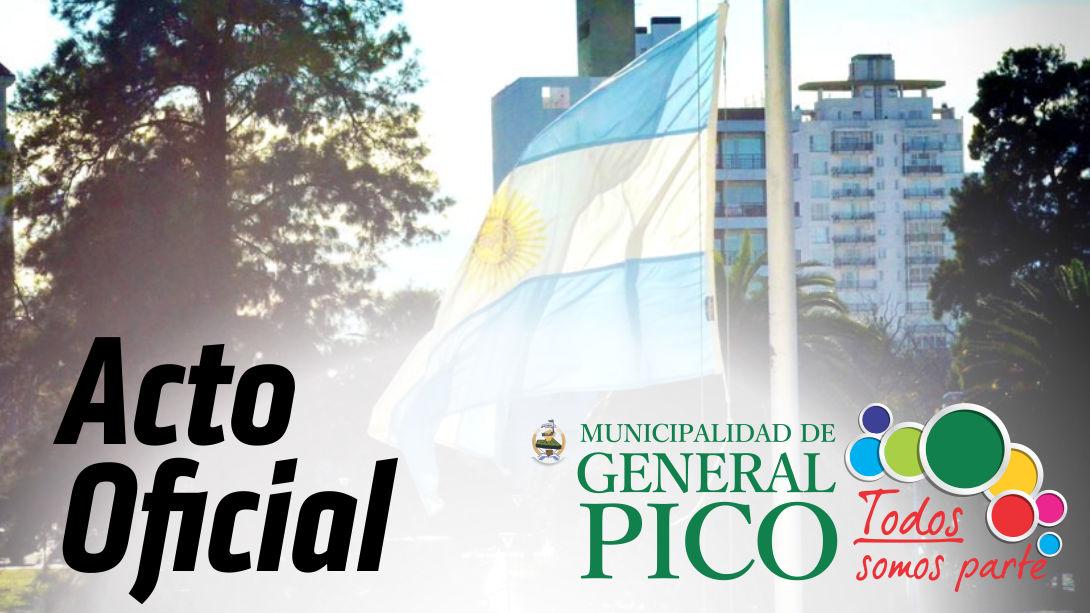 Acto conmemorativo por el Paso a la Inmortalidad del General Don José de San Martín