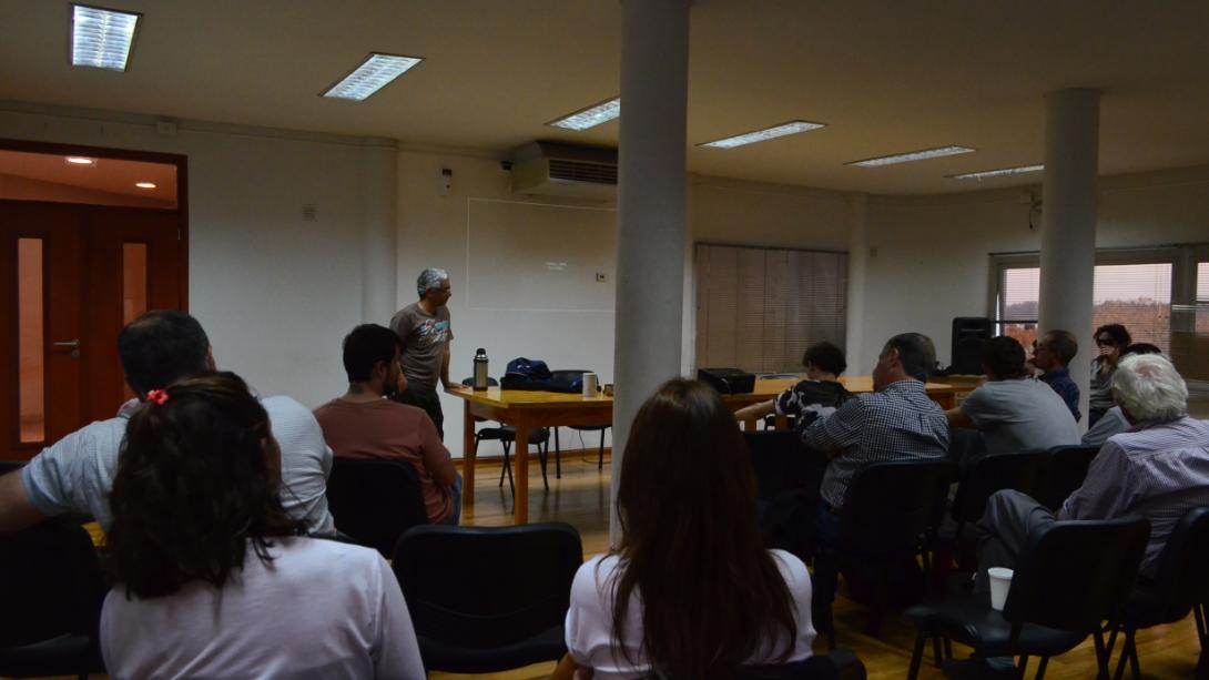Concurrido debate sobre arbolado urbano en la Semana del Árbol