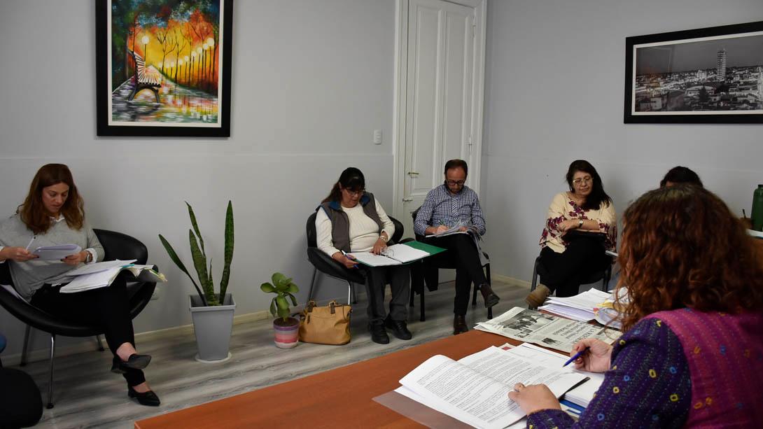 El Ejecutivo municipal y los gremios avanzan en el análisis del estatuto