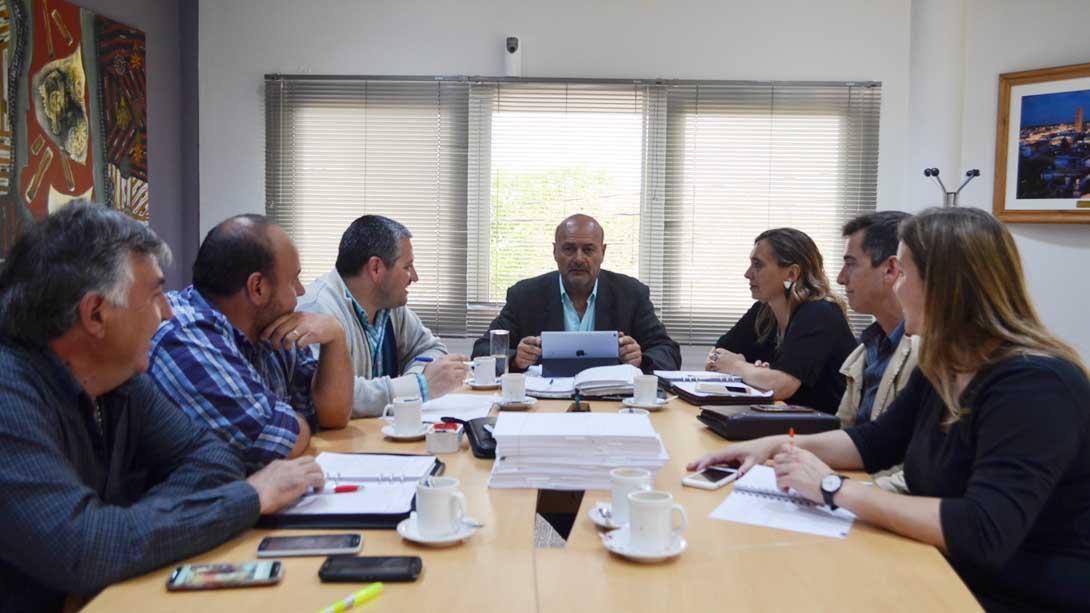 Comenzaron a trabajar en la IV Feria Provincial de Emprendimientos Pampeanos