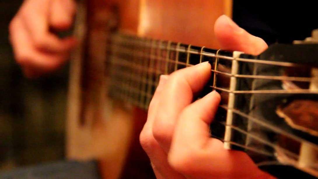 Clase abierta de guitarra, tango y folklore