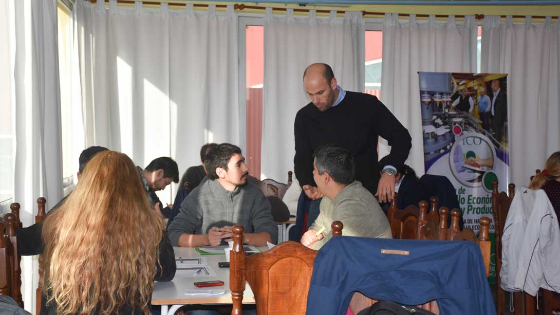 """Culminó con éxito el taller """"Innovación y diferenciación para PyMEs"""""""