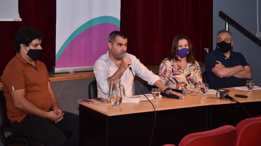 SE DIÓ A CONOCER EL PROYECTO GANADOR DEL PRESUPUESTO PARTICIPATIVO 2020
