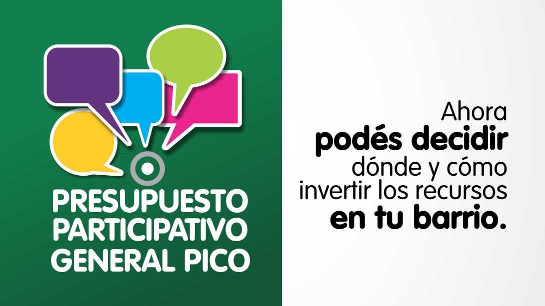 Consulta ciudadana sobre los proyectos del Presupuesto Participativo