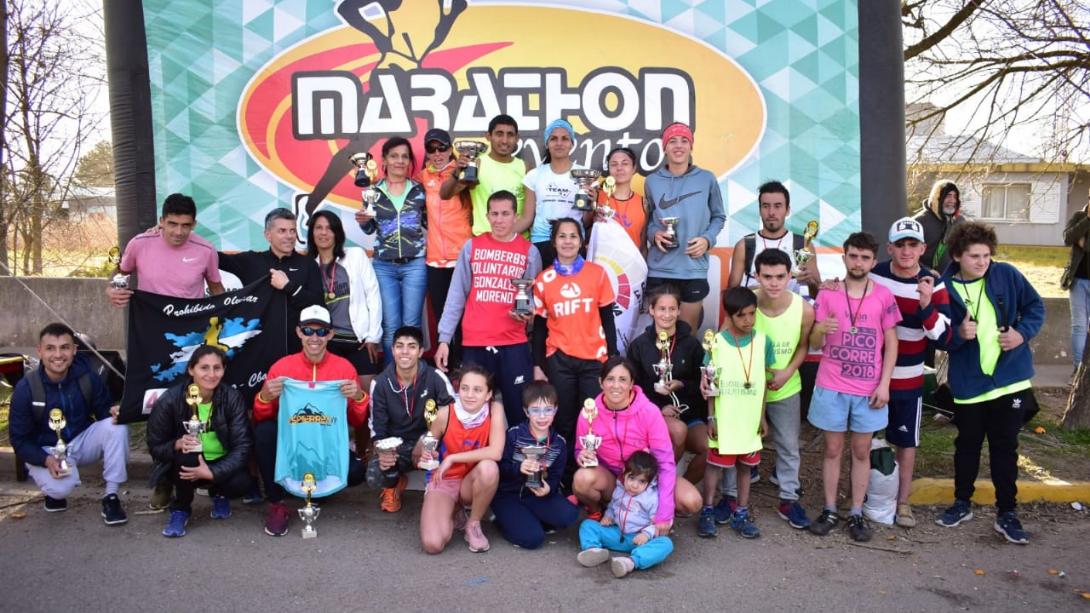 Se corrió la sexta fecha del torneo Pico Running