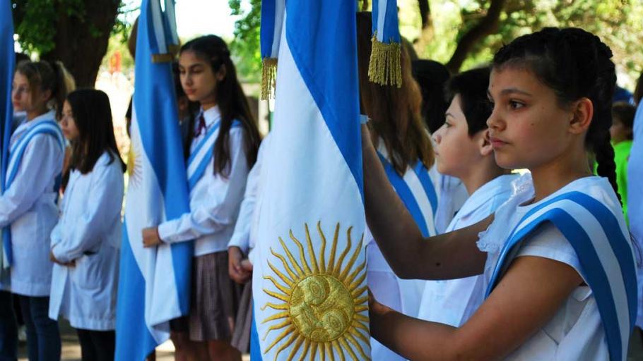 Realizaron el acto oficial por el 112° Aniversario de General Pico