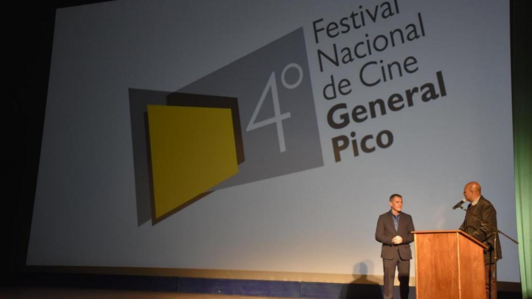 Comenzó a desarrollarse el cuarto Festival Nacional de Cine de General Pico