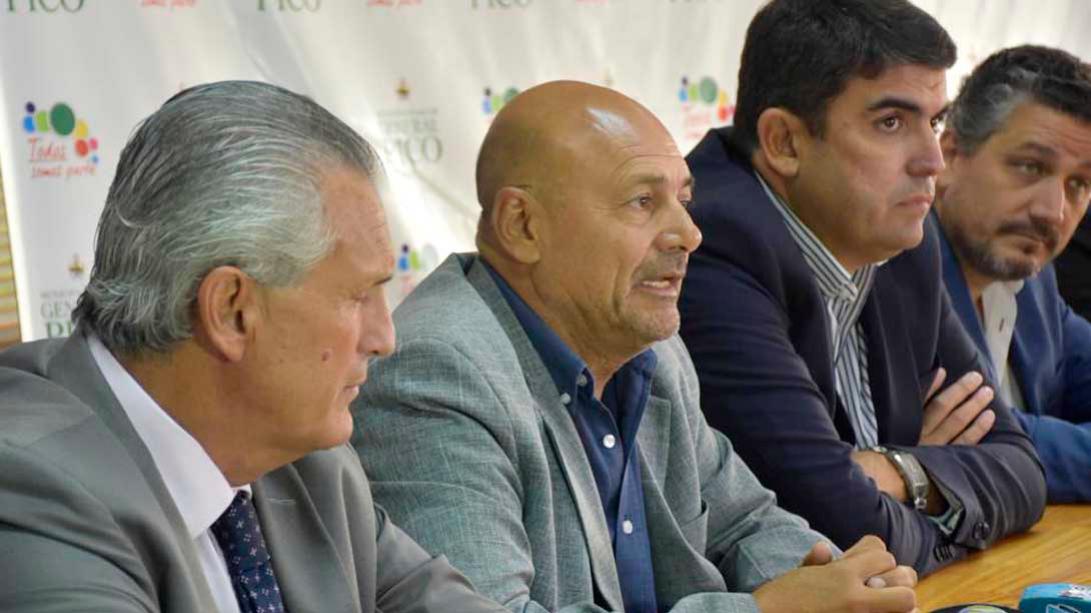 Se reunió en General Pico el Consejo Provincial de Abordaje Integral de la Seguridad