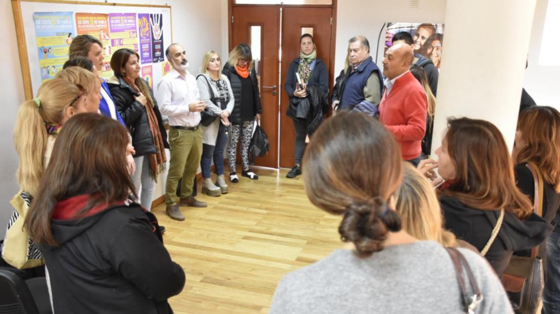 Más de 70 emprendedores piquenses participaron de Expo PyMEs