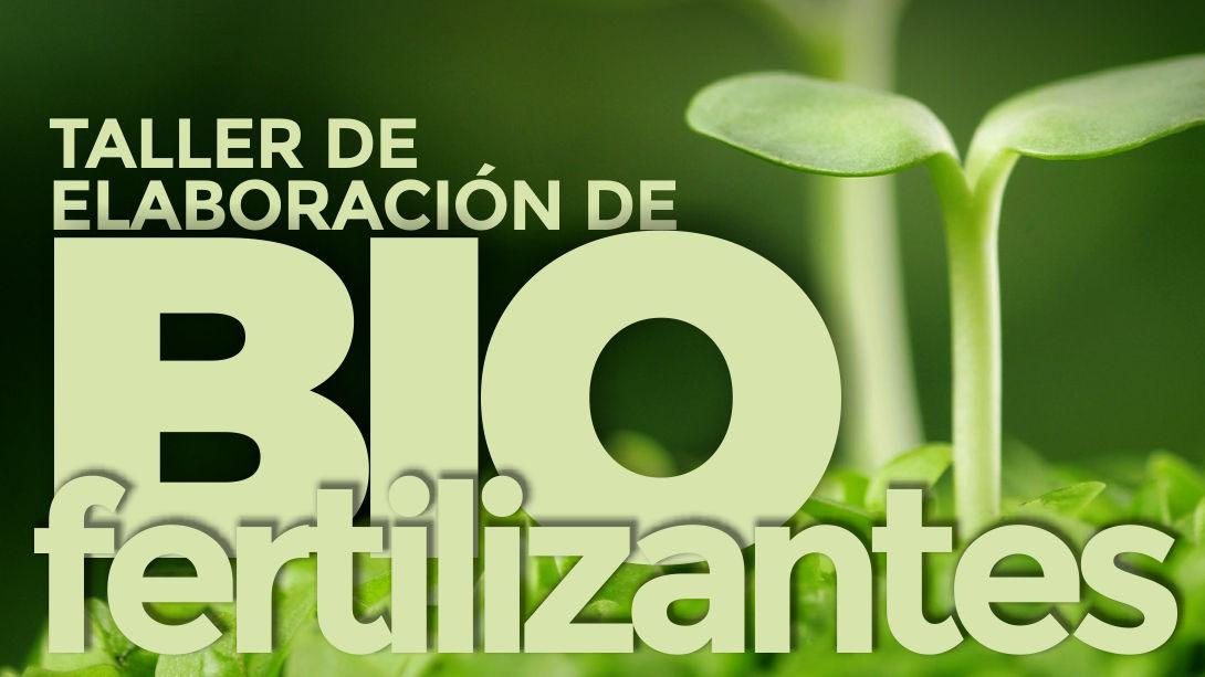 Dictarán un taller de elaboración de biofertilizantes