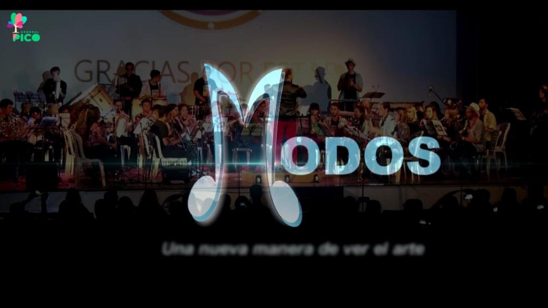 MODOS, ESTE VIERNES CUARTO PROGRAMA