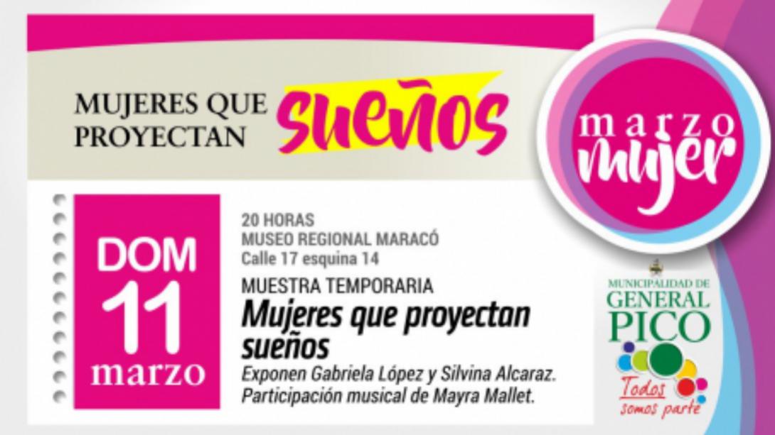 """El Museo realizará este domingo la muestra """"Mujeres que proyectan sueños"""""""