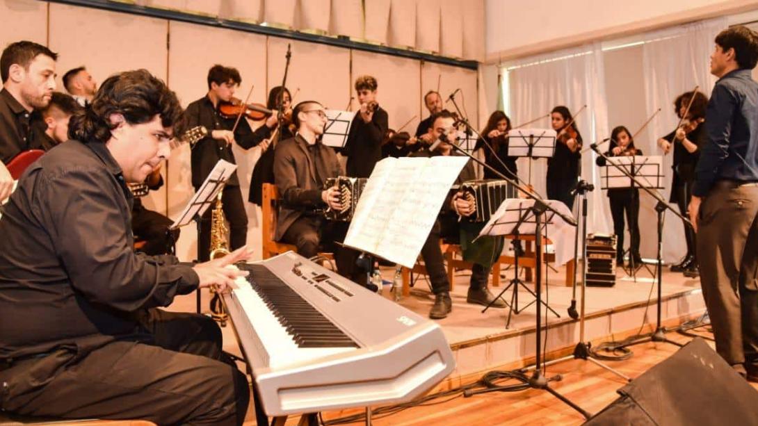 Continúan abiertas las inscripciones para participar de la Orquesta Típica Maracó