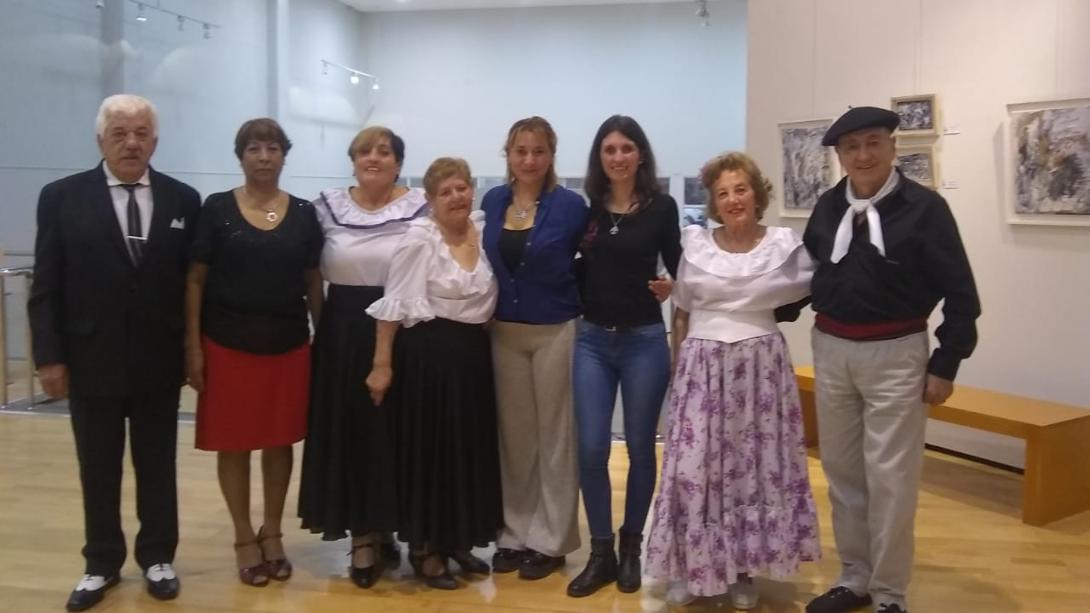 Premiaron a los ganadores de la instancia zonal de los Juegos Culturales Evita