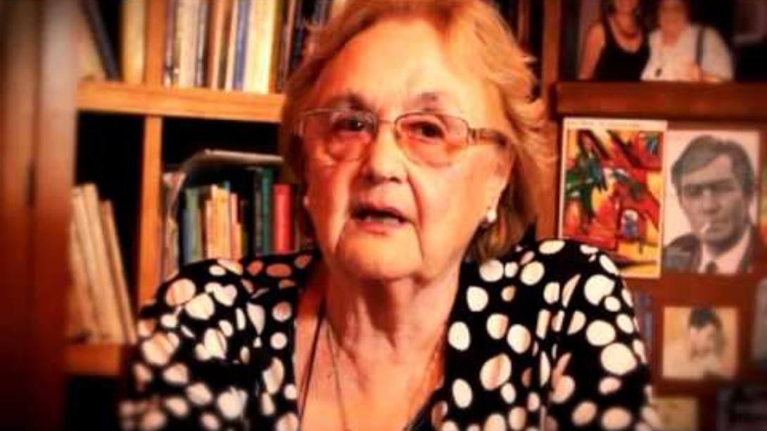 """Elena Auguet presentará su libro """"Tiempo de trenes"""""""